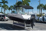 Thumbnail 5 for Used 2014 Hurricane SunDeck SD 187 OB boat for sale in West Palm Beach, FL