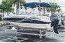 Thumbnail 3 for Used 2013 Hurricane SunDeck SD 2200 OB boat for sale in Vero Beach, FL