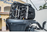 Thumbnail 6 for Used 2013 Hurricane SunDeck SD 2200 OB boat for sale in Vero Beach, FL