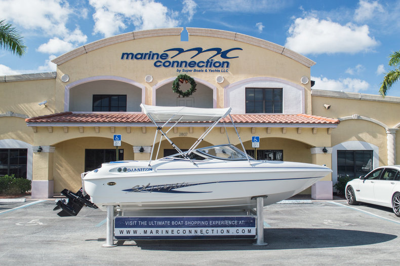Used 2003 Glastron SX 175 Bowrider boat for sale in West Palm Beach, FL