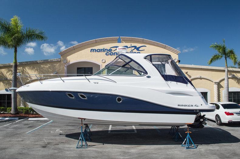 New 2015 Rinker 310 EC Express Cruiser boat for sale in West Palm Beach, FL