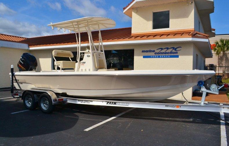 New 2015 Pathfinder 2300 HPS Bay Boat boat for sale in Vero Beach, FL