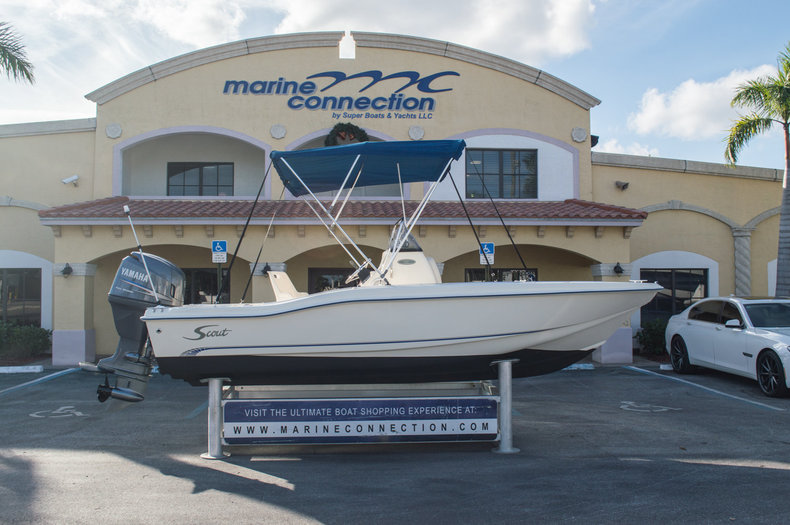 Used 2003 Scout 185 boat for sale in West Palm Beach, FL