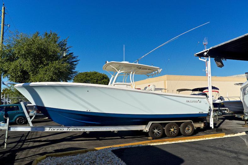 New 2014 Sailfish 320 CC Center Console boat for sale in Miami, FL