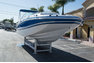 Thumbnail 1 for Used 2014 Hurricane SunDeck SD 2400 OB boat for sale in West Palm Beach, FL