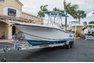 Thumbnail 1 for Used 1995 Dusky Marine 256 FC boat for sale in West Palm Beach, FL