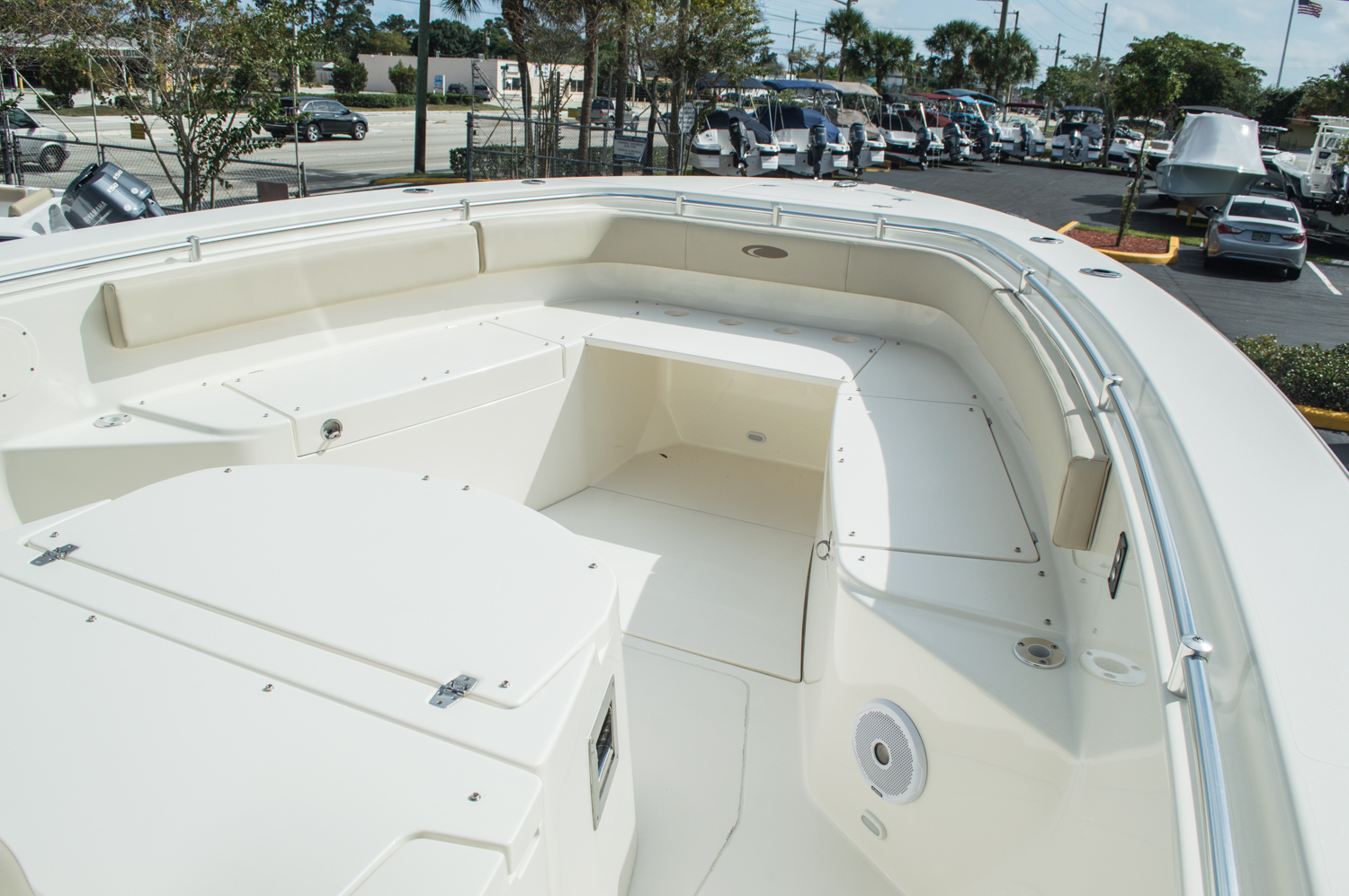 Thumbnail 77 for New 2016 Cobia 344 Center Console boat for sale in West Palm Beach, FL