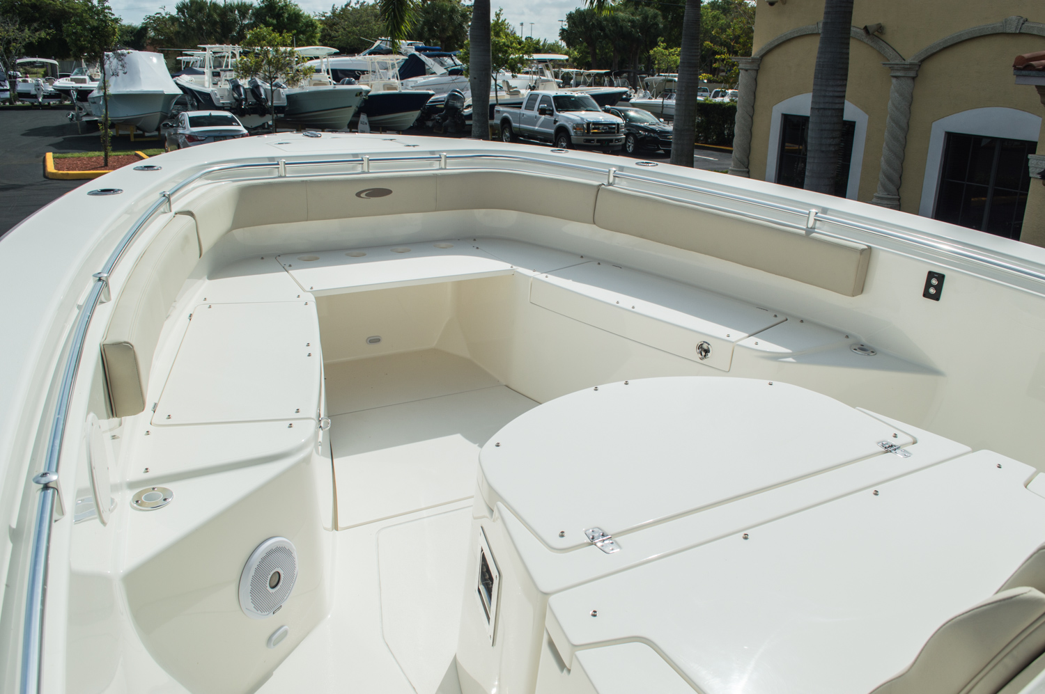 Thumbnail 76 for New 2016 Cobia 344 Center Console boat for sale in West Palm Beach, FL