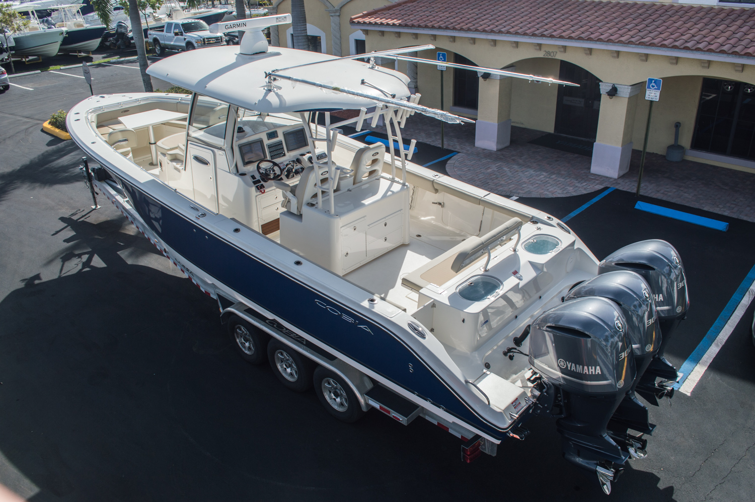 Thumbnail 2 for New 2016 Cobia 344 Center Console boat for sale in West Palm Beach, FL