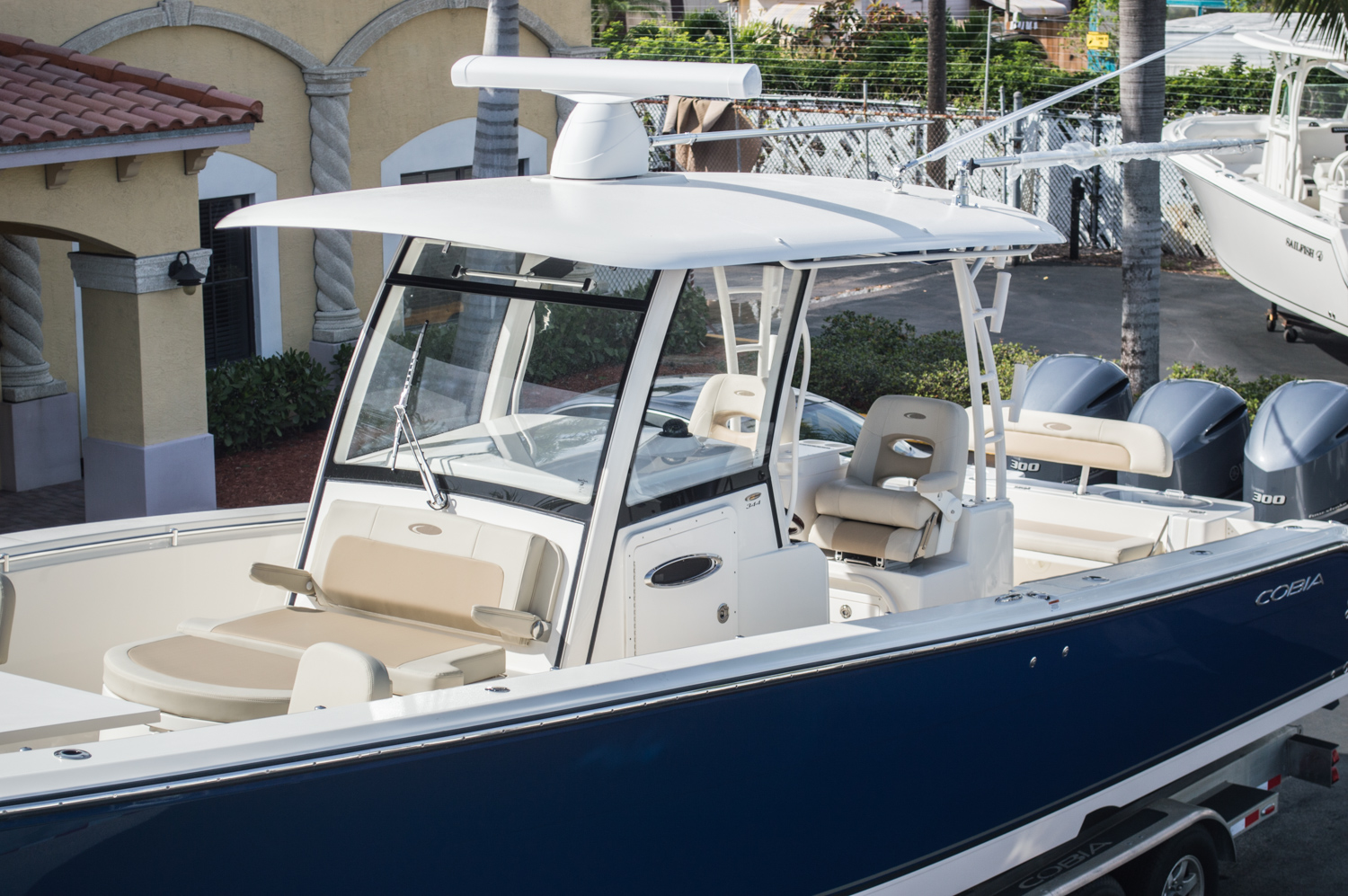 Thumbnail 112 for New 2016 Cobia 344 Center Console boat for sale in West Palm Beach, FL