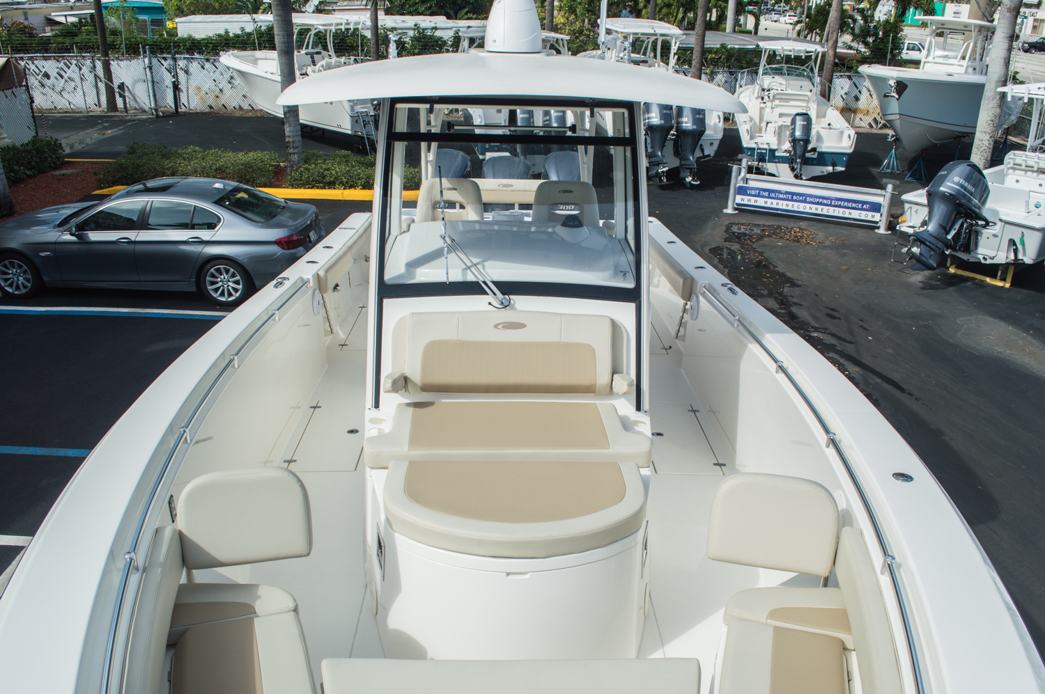 Thumbnail 100 for New 2016 Cobia 344 Center Console boat for sale in West Palm Beach, FL