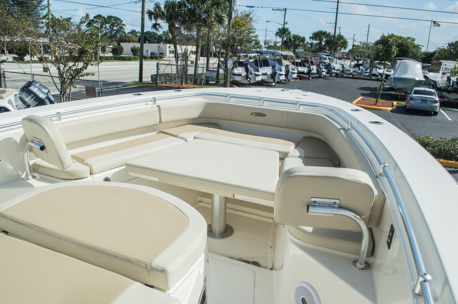 Thumbnail 98 for New 2016 Cobia 344 Center Console boat for sale in West Palm Beach, FL