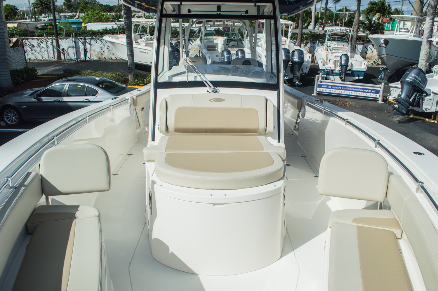Thumbnail 93 for New 2016 Cobia 344 Center Console boat for sale in West Palm Beach, FL
