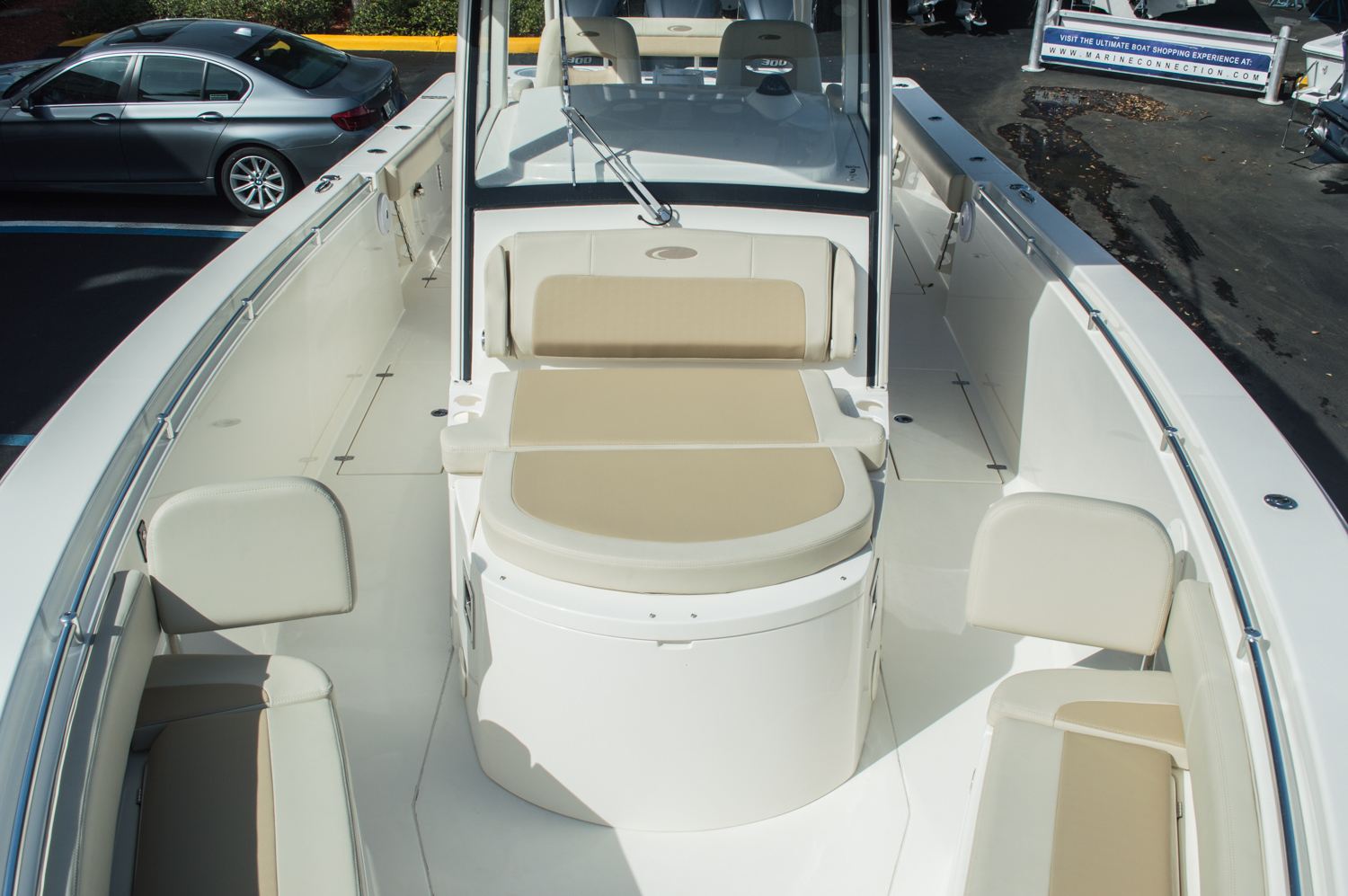 Thumbnail 92 for New 2016 Cobia 344 Center Console boat for sale in West Palm Beach, FL