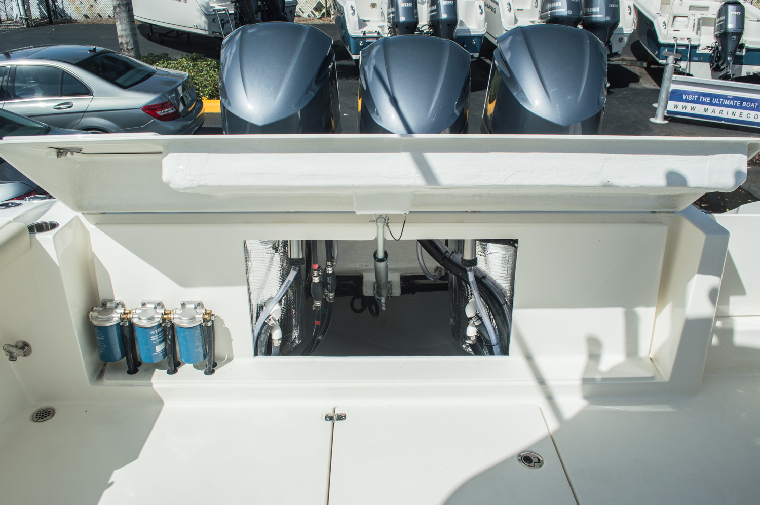 Thumbnail 26 for New 2016 Cobia 344 Center Console boat for sale in West Palm Beach, FL