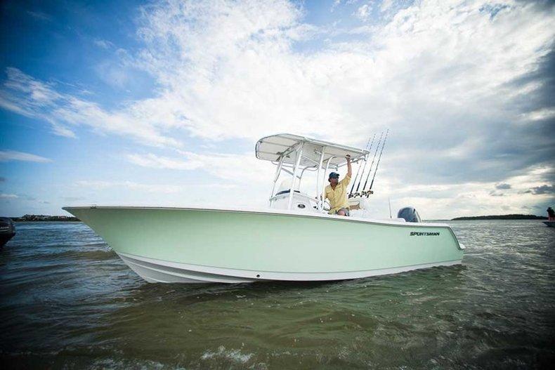 New 2015 Sportsman Open 232 Center Console boat for sale in Miami, FL