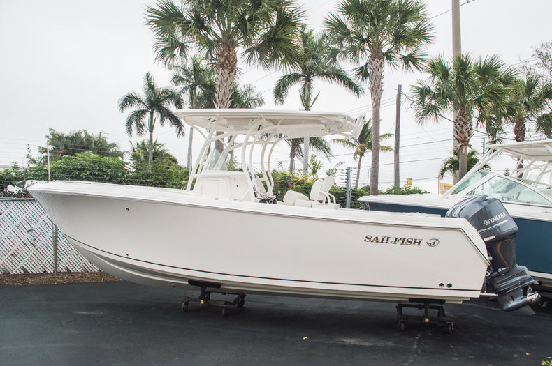 New 2015 Sailfish 270 CC Center Console boat for sale in West Palm Beach, FL