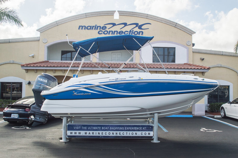 Used 2012 Hurricane 200 SS boat for sale in West Palm Beach, FL