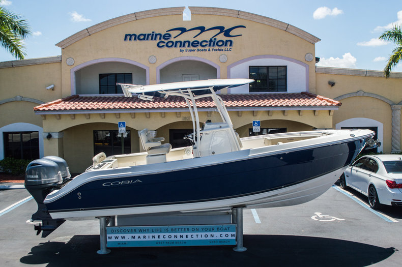 New 2015 Cobia 237 Center Console boat for sale in West Palm Beach, FL