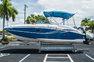 Thumbnail 4 for New 2015 Hurricane SunDeck SD 2400 OB boat for sale in Vero Beach, FL
