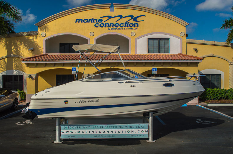Used 2003 Mariah SC9 boat for sale in West Palm Beach, FL