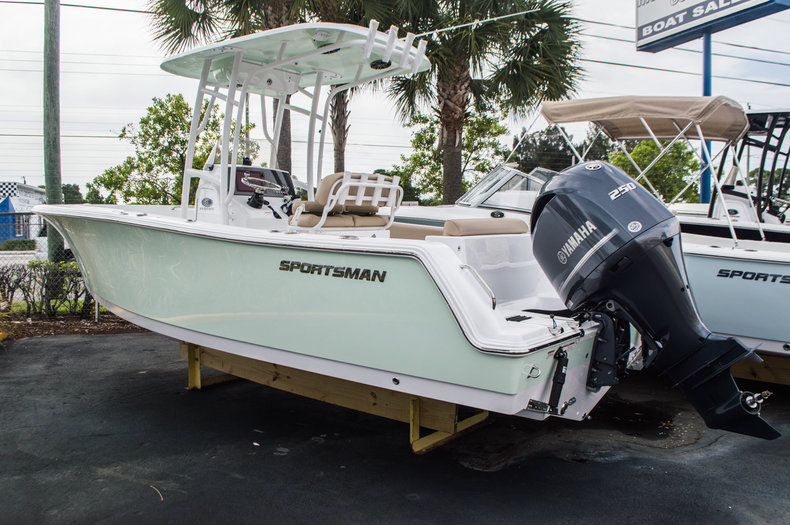 New 2015 Sportsman Open 232 Center Console boat for sale in West Palm Beach, FL