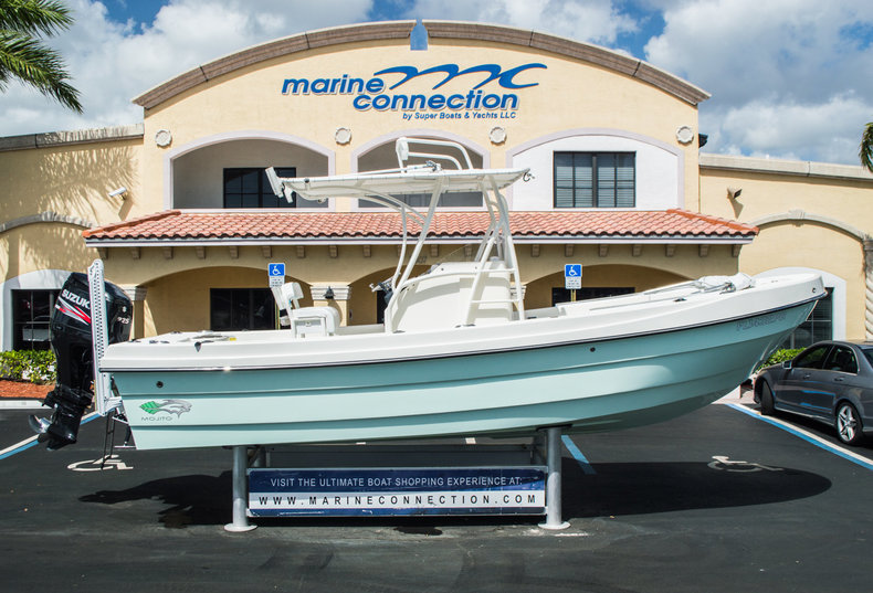 Used 2013 Mojito M230X CC Center Console boat for sale in West Palm Beach, FL
