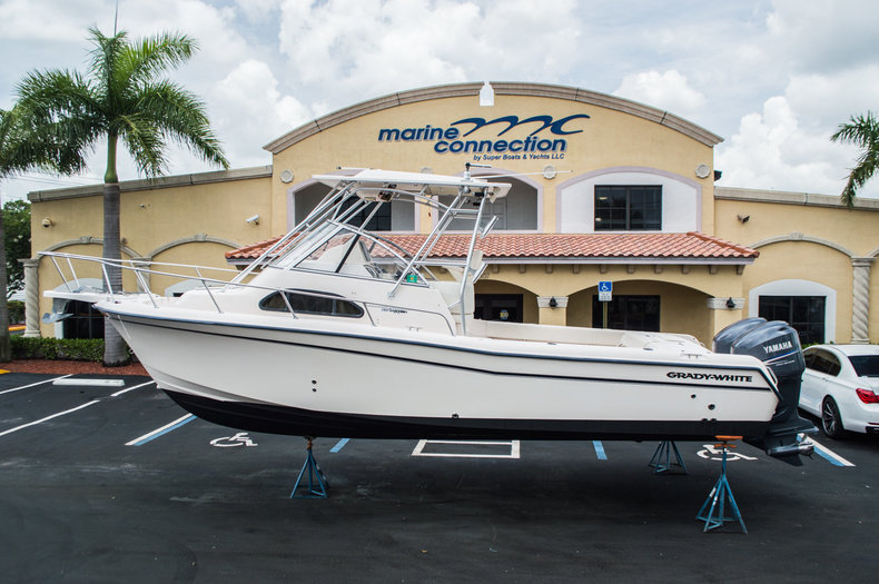 Used 2007 Grady-White 282 Sailfish boat for sale in West Palm Beach, FL