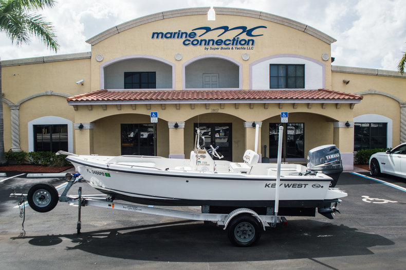 Used 2010 Key West 1720 Sportsman Center Console boat for sale in West Palm Beach, FL