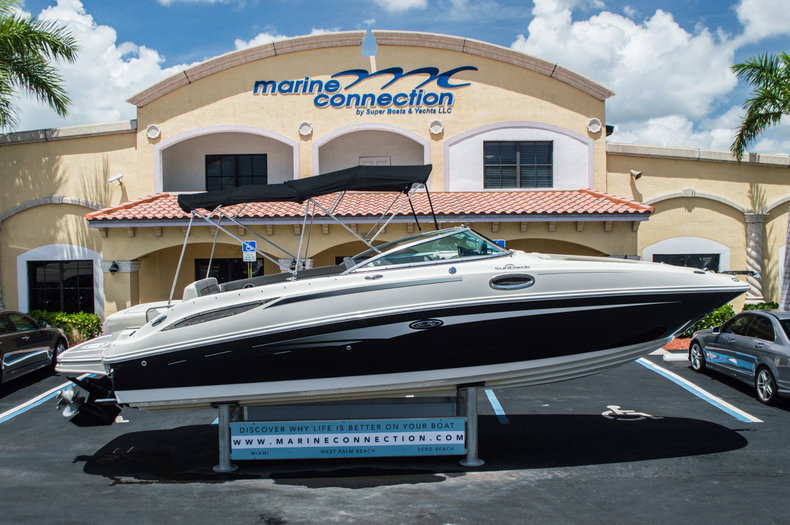 Used 2009 Sea Ray 280 Sundeck boat for sale in West Palm Beach, FL