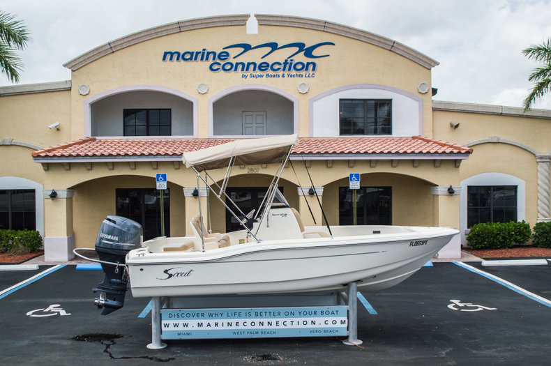 Used 2014 Scout 175 Sportfish boat for sale in West Palm Beach, FL