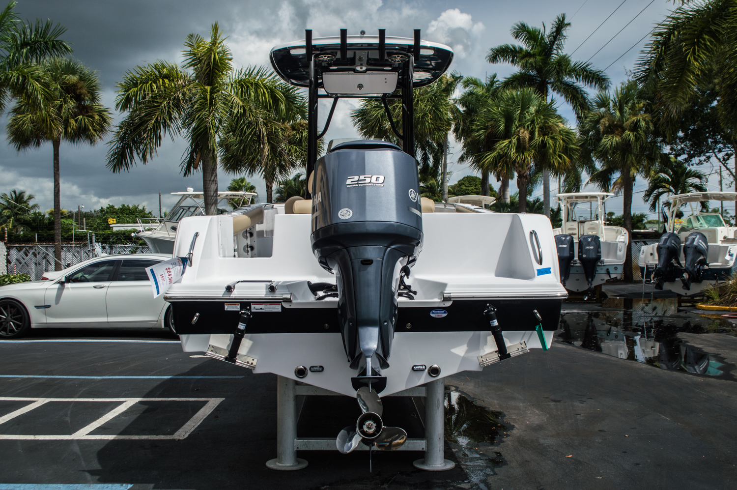 New 2016 Sportsman Open 232 Center Console Boat For Sale In Miami FL F247