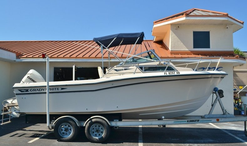 Used 1994 Grady-White 208 boat for sale in Vero Beach, FL