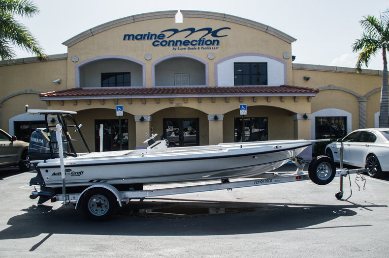 Used 2000 Action-Craft 172 Flyfisher boat for sale in West Palm Beach, FL