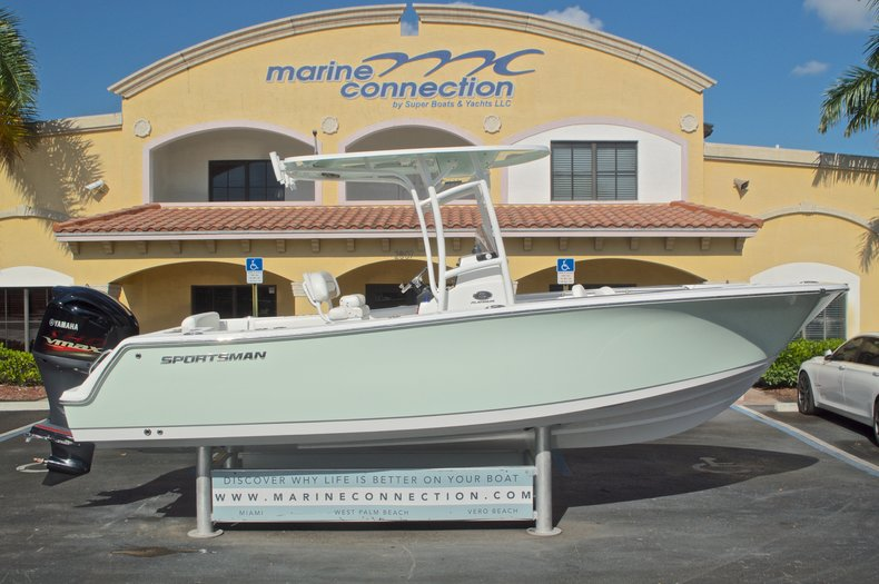 New 2016 Sportsman Open 232 Center Console boat for sale in West Palm Beach, FL