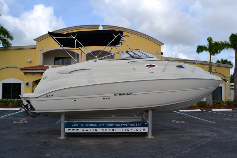 Sold Stingray Boats In West Palm Beach Amp Vero Beach Fl