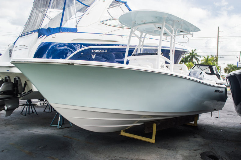 New 2016 Sportsman Heritage 211 Center Console boat for sale in Vero Beach, FL