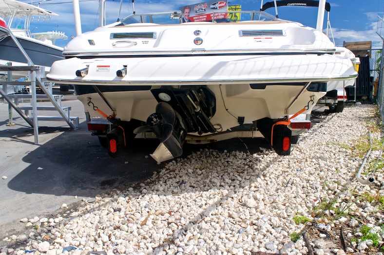 Thumbnail 8 for Used 2008 Mariah SX21 Bowrider boat for sale in Miami, FL