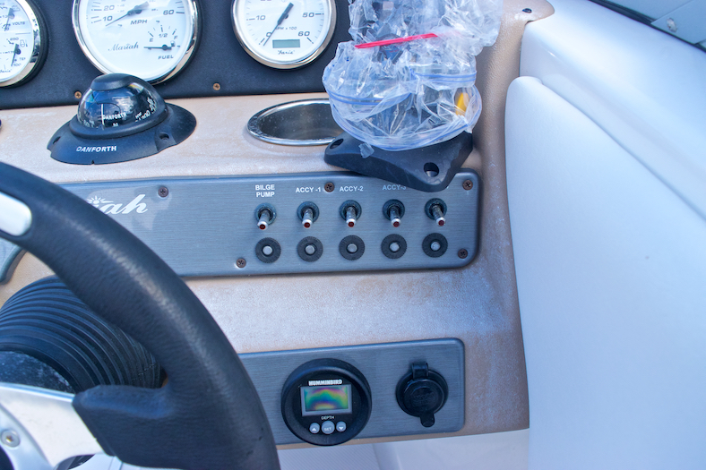 Thumbnail 31 for Used 2008 Mariah SX21 Bowrider boat for sale in Miami, FL