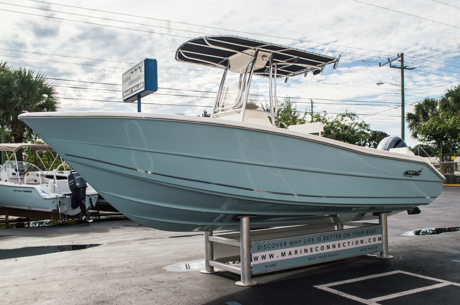 Thumbnail 3 for New 2016 Bulls Bay 230 CC Center Console boat for sale in West Palm Beach, FL