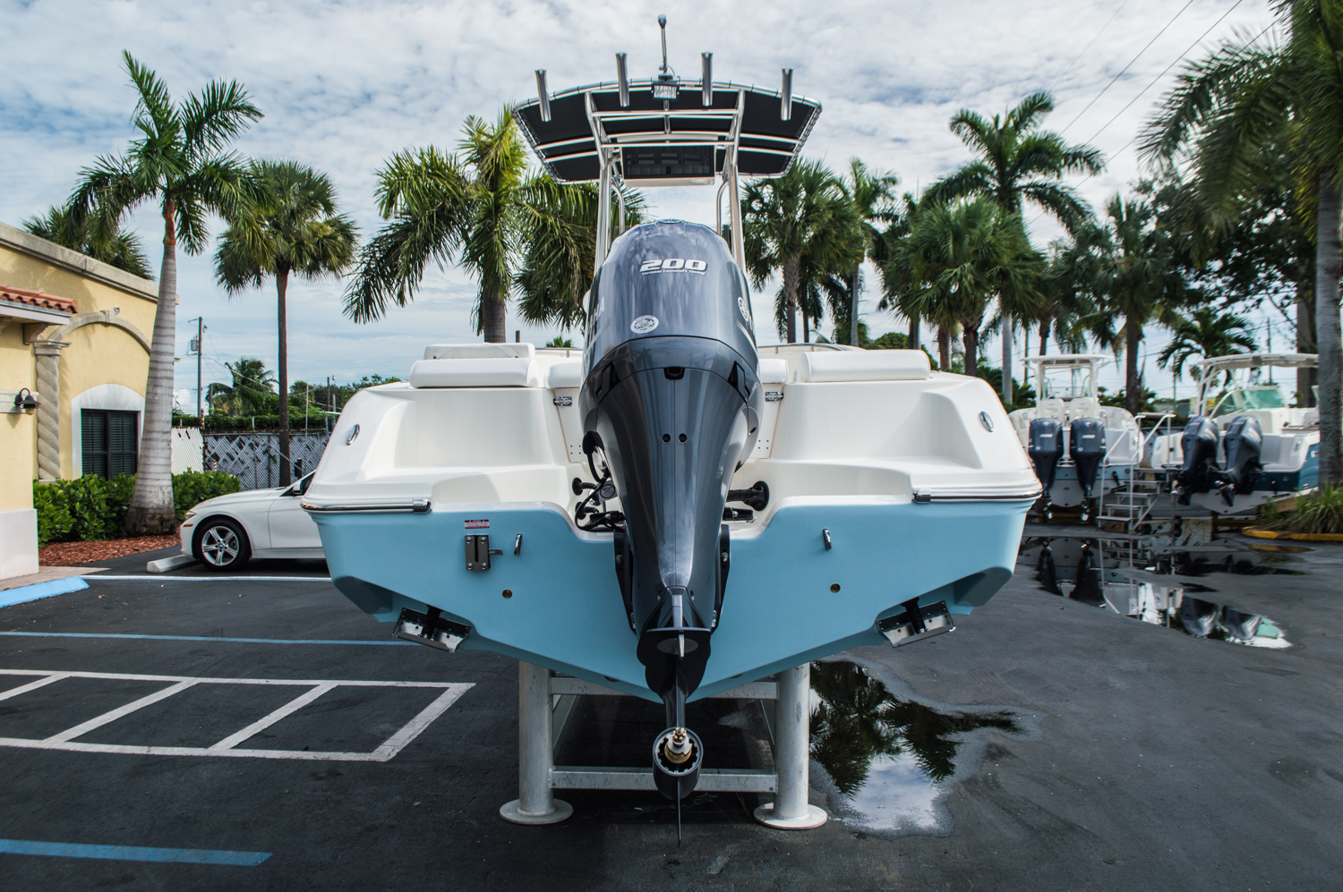 Thumbnail 6 for New 2016 Bulls Bay 230 CC Center Console boat for sale in West Palm Beach, FL