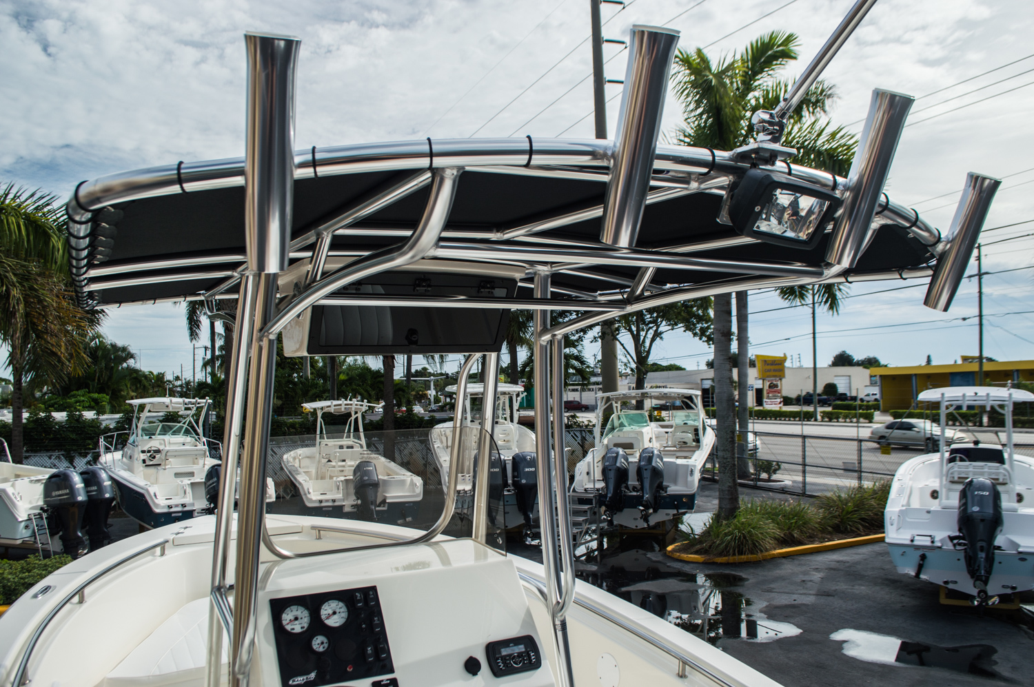 Thumbnail 10 for New 2016 Bulls Bay 230 CC Center Console boat for sale in West Palm Beach, FL
