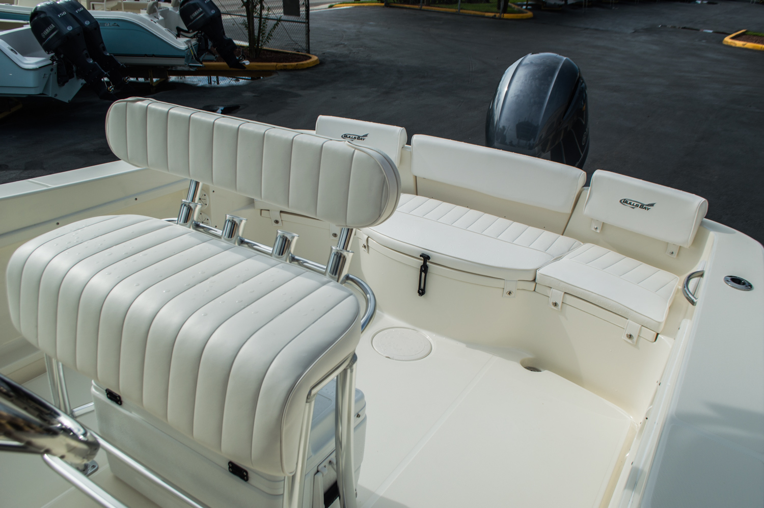 Thumbnail 22 for New 2016 Bulls Bay 230 CC Center Console boat for sale in West Palm Beach, FL