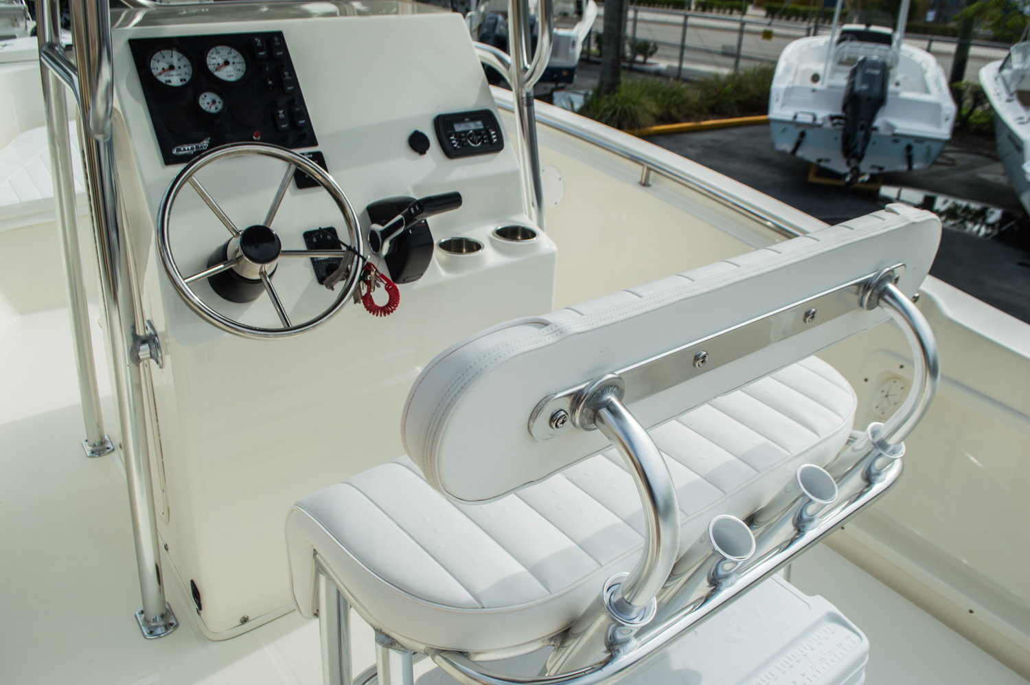 Thumbnail 23 for New 2016 Bulls Bay 230 CC Center Console boat for sale in West Palm Beach, FL