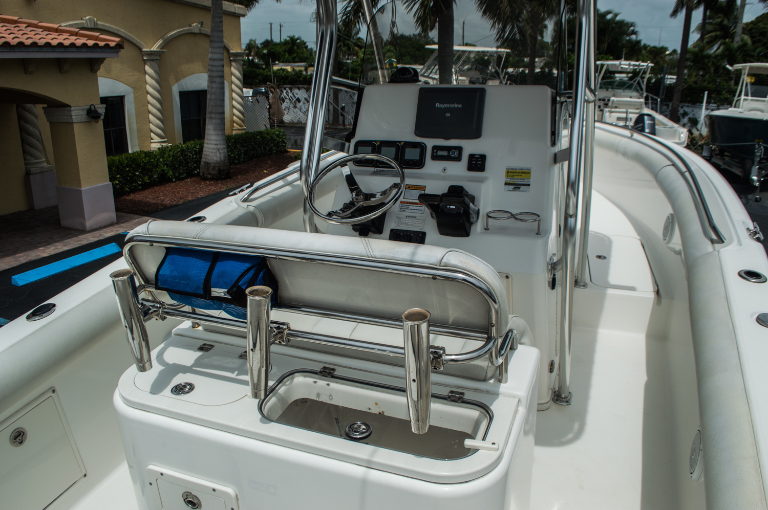 Thumbnail 8 for Used 2006 Century 2400 Center Console boat for sale in West Palm Beach, FL