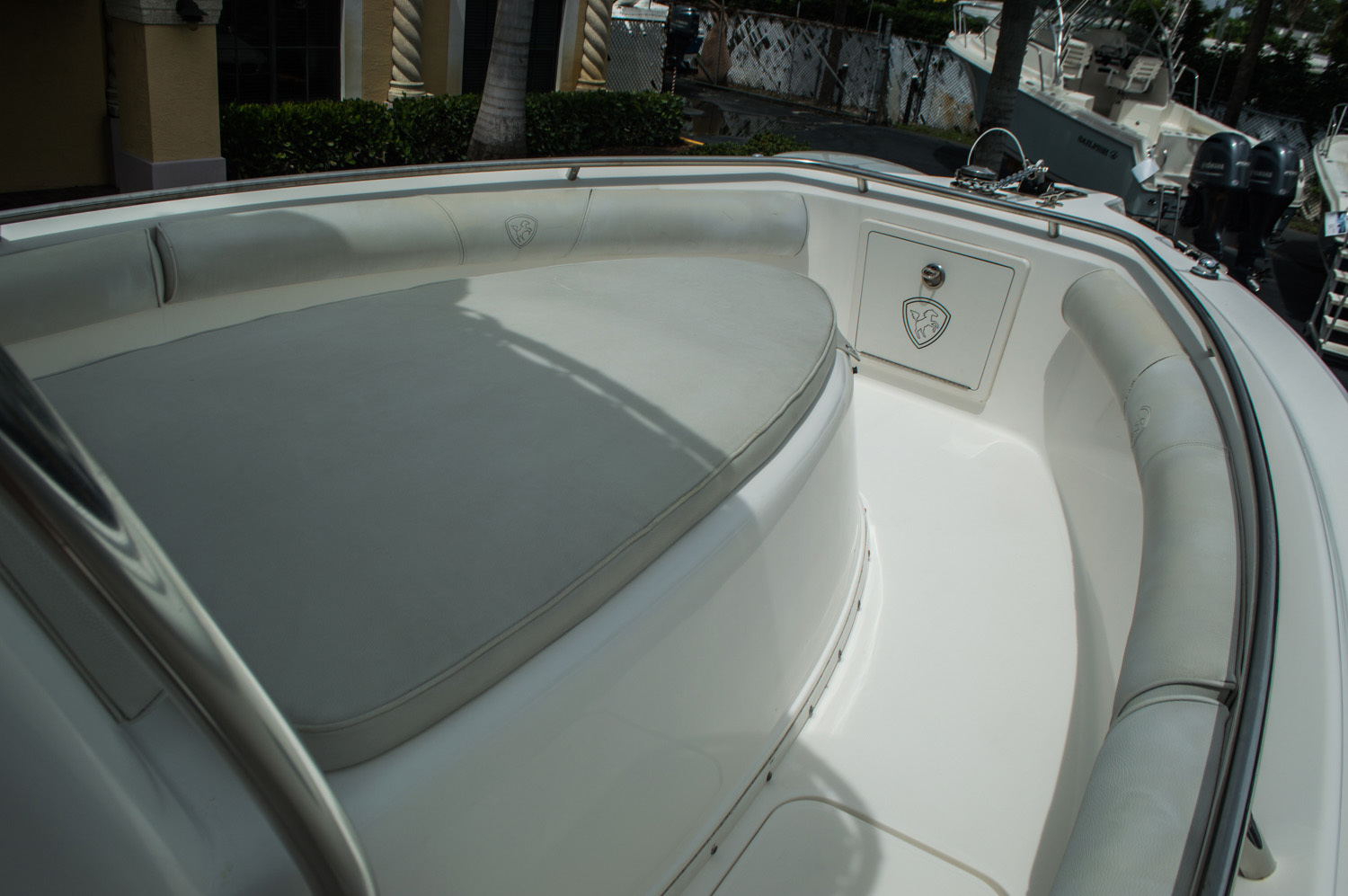 Thumbnail 10 for Used 2006 Century 2400 Center Console boat for sale in West Palm Beach, FL