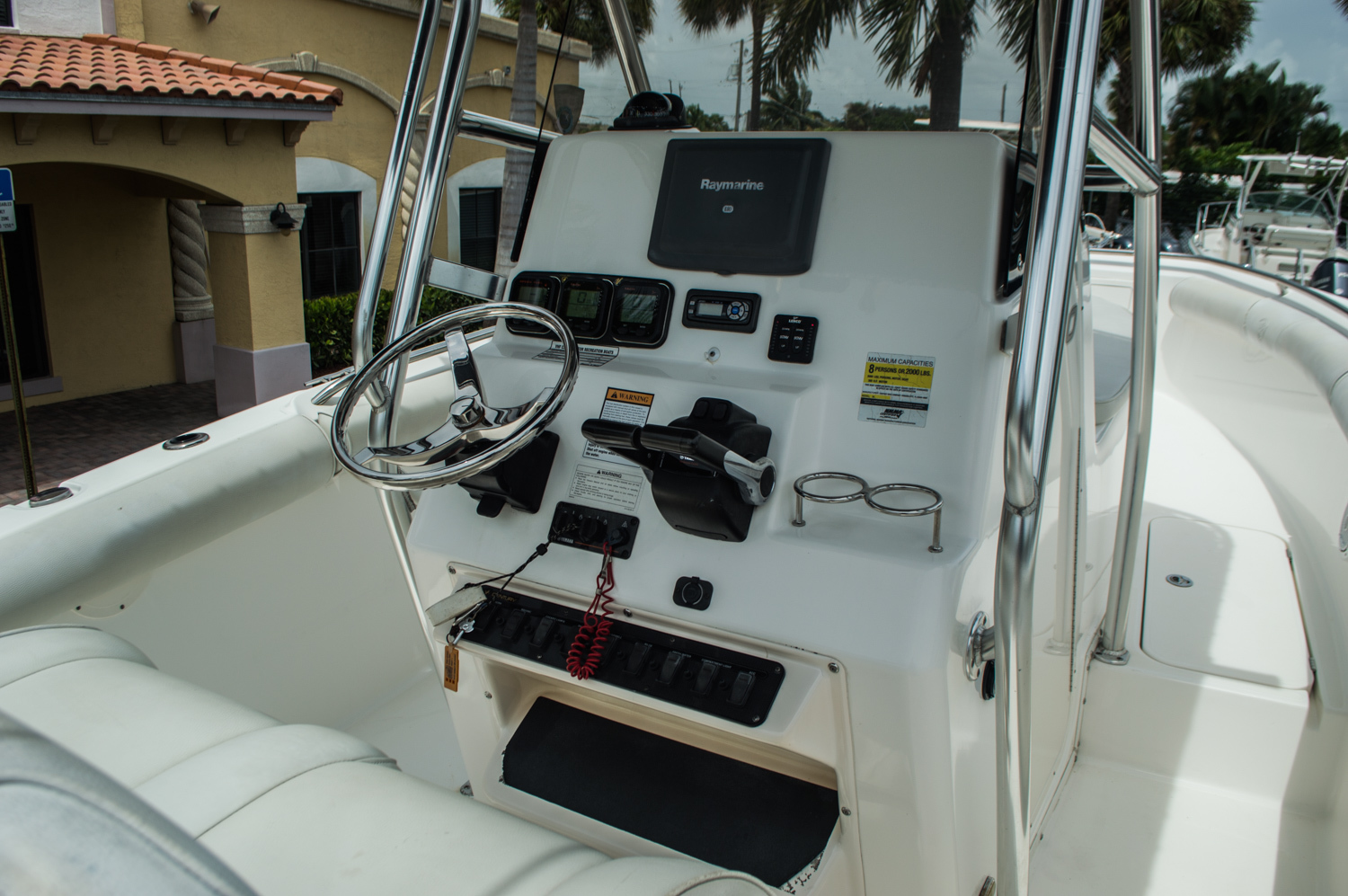 Thumbnail 20 for Used 2006 Century 2400 Center Console boat for sale in West Palm Beach, FL