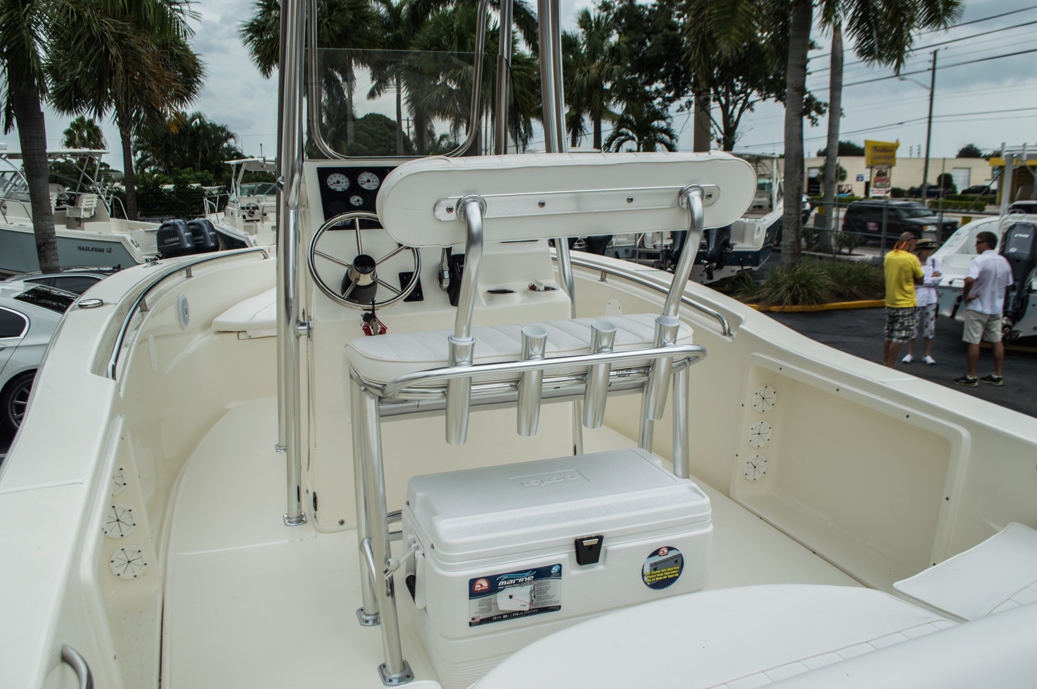 Thumbnail 9 for New 2016 Bulls Bay 200 CC Center Console boat for sale in Miami, FL