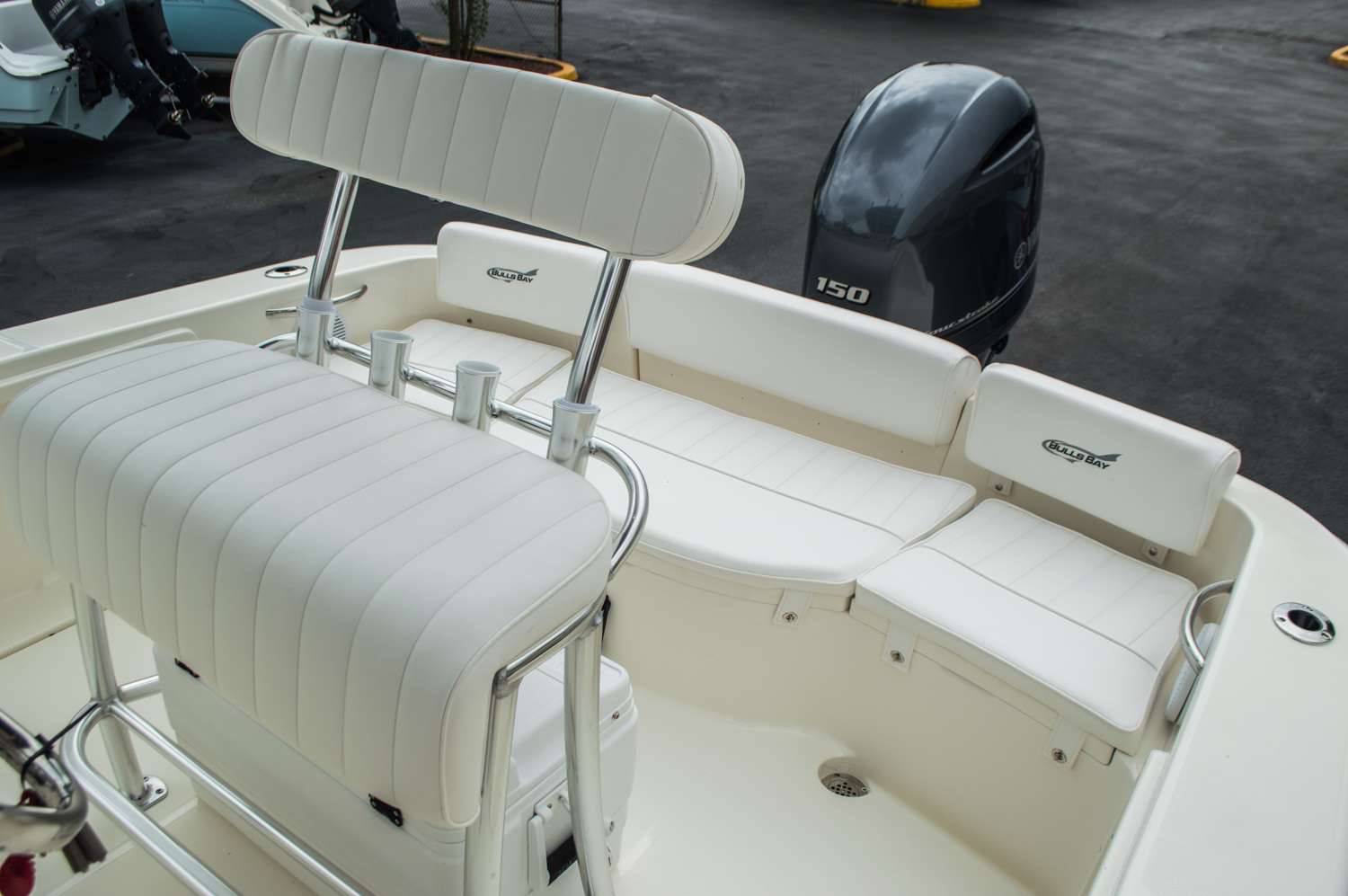 Thumbnail 23 for New 2016 Bulls Bay 200 CC Center Console boat for sale in Miami, FL
