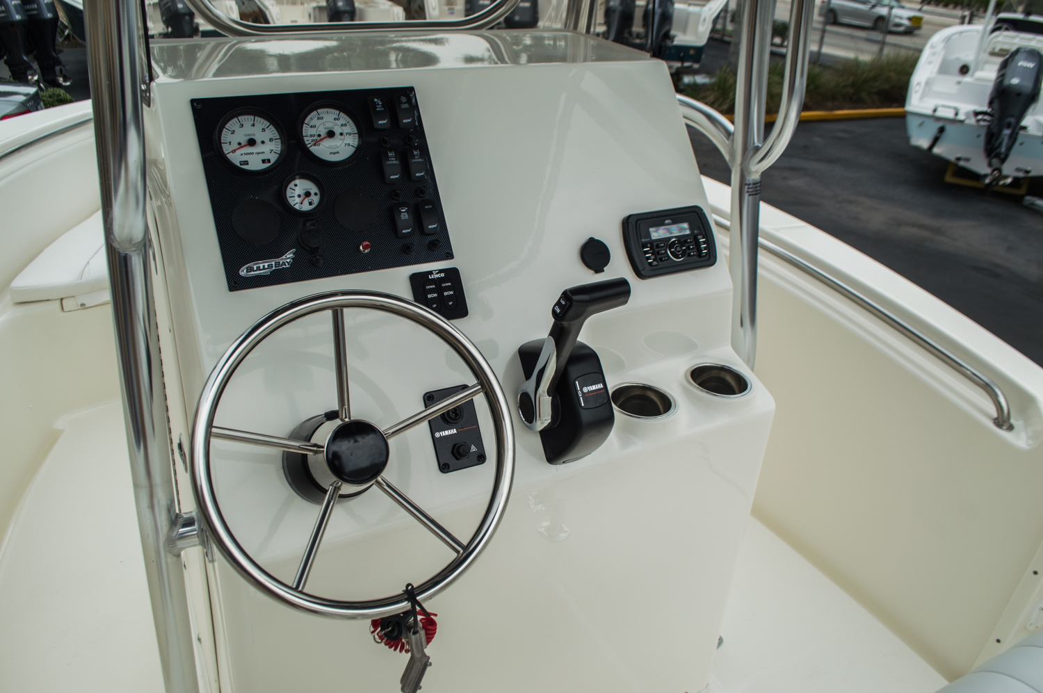Thumbnail 24 for New 2016 Bulls Bay 200 CC Center Console boat for sale in Miami, FL